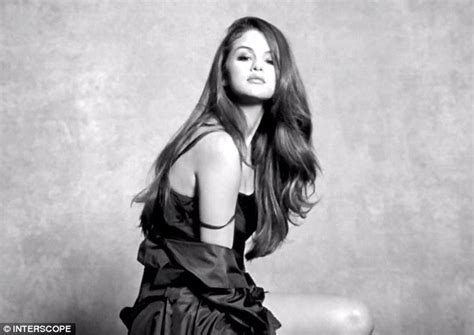 Selena Gomez poses in her underwear in new music video for ...