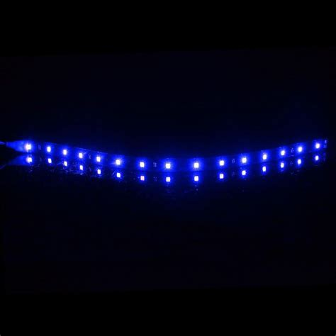 grill led lights blue car truck grille kit 2 bright