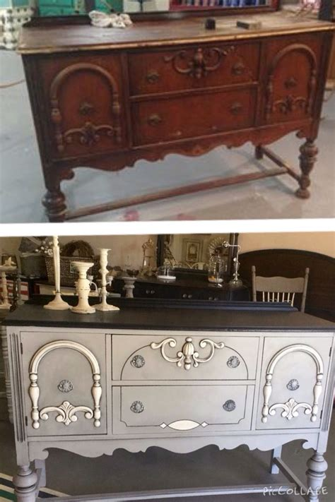repainting kitchen cabinets 1000 ideas about antique buffet on painted 1861