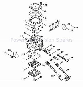 25 Mcculloch 3200 Chainsaw Parts Diagram