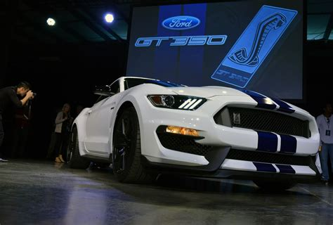 production  ford mustang shelby gt