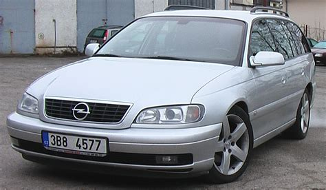 Opel Omega B by 2002 Opel Omega B Caravan Pictures Information And