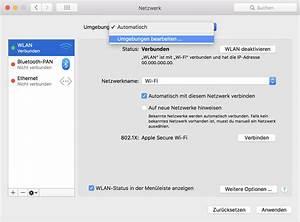 Neues Netzwerk Einrichten : netzwerkumgebungen auf dem mac verwenden apple support ~ Watch28wear.com Haus und Dekorationen