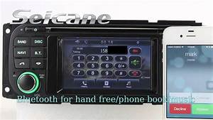 Hd 2002 2003 2004 Dodge Dakota Aftermarket Radio Stereo