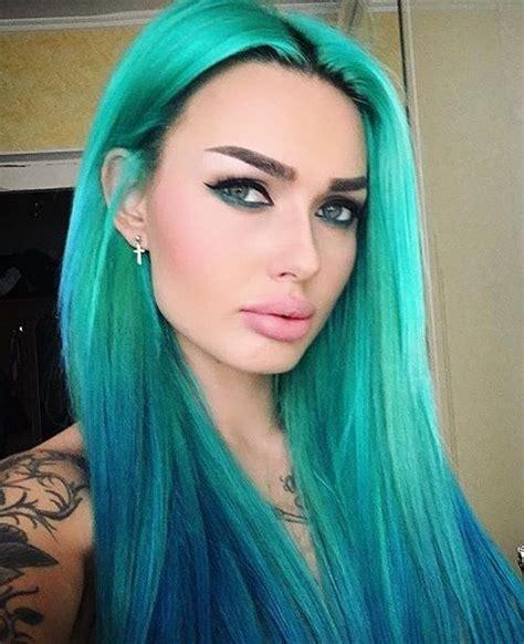 aqua hair color 25 trending aqua hair ideas on aqua hair