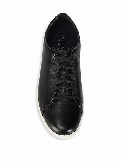 Cole Leather Haan Sneakers Low Shoes