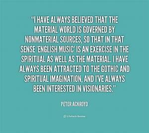 Material World Quotes. QuotesGram