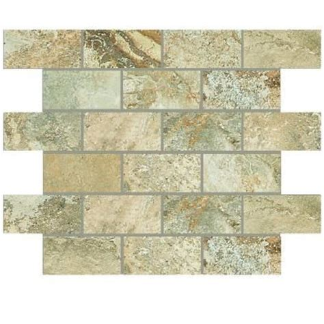 Daltile Anaheim Order Desk by Daltile 2 In X 4 In Mosaic Tile