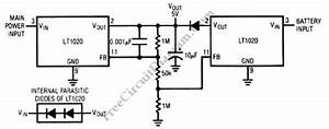 Battery Backup  U2013 Circuit Wiring Diagrams