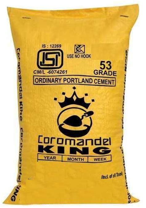construction cement coromandel king cement wholesale