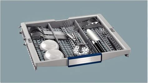 Top Cutlery Tray In The Siemens Integrated Dishwasher Sn66t097gb Chest 4 Drawers Drawer Pulls 5 Inch Center Single Dishwasher Mini Unit Wood Slide Cup Style Guitar Cheap Chester