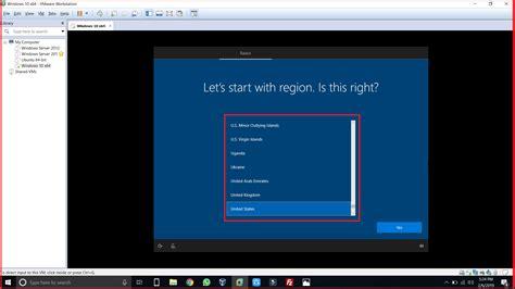 vmware tutorial to install windows 10 os in vmware techlurn