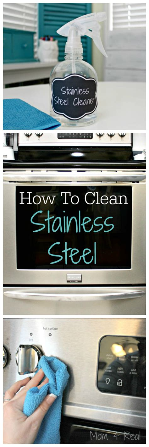 how to clean stainless steel how to clean electric stove coils marble and stainless steel ask jess week 1 mom 4 real