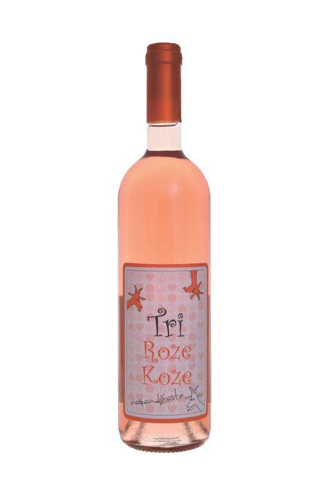 Tri Roze Koze - Erdevik Winery
