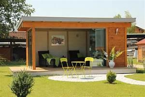 Gartenhaus Mit Lounge : die gartenlounge als freistehender wintergarten direkt im garten ~ Indierocktalk.com Haus und Dekorationen