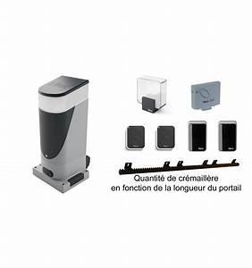 Motorisation Portail Nice : automatisme portail alu coulissant nice solid 400 ~ Dode.kayakingforconservation.com Idées de Décoration