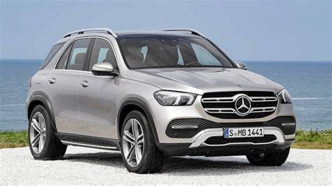 2019 Mercedesbenz Gle Launches With Smoother Look, Tons