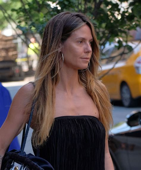 Heidi Klum Make Free New York City