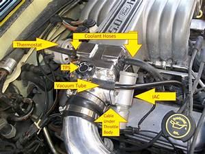 Stack Racing Polished 75mm Egr Spacer   U0026 39 86- U0026 39 93 5 0l