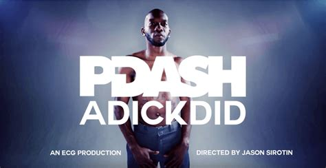 adickdid official  video ecg productions