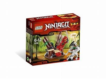 Ninjago Lego 2258 Sets Ninja Ambush Estratagema