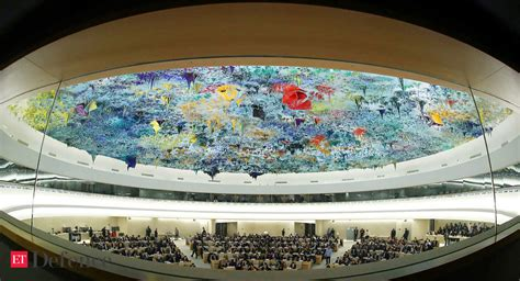 India pulls up Pakistan, Turkey & OIC at UNHRC meet for ...