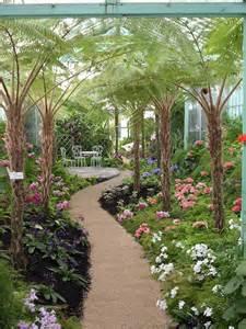 Greenhouse Inside House