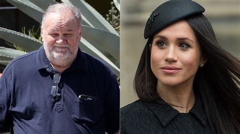 meghan markles dad reveals   shared  private