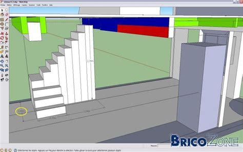 Escalier Colimaçon Dimension Minimum by Dimensionnement D Un Escalier 2 Quarts Tournant