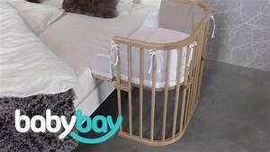 Beistellbett Ikea Malm : babybay montage verl ngerungsseite youtube ~ Markanthonyermac.com Haus und Dekorationen