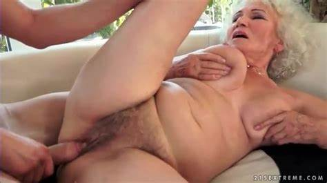 Trimmed Granny Molested To Be Pounding
