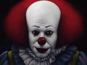 Pennywise Clown Art