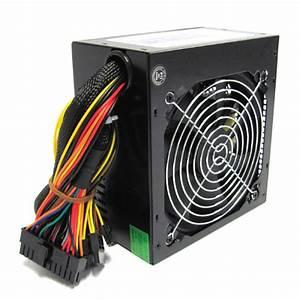 Power Supply 650w  Atx