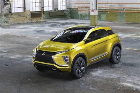 Mitsubishi Confirms Fully Electric Small Suv By 2020