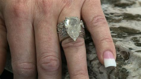 Missouri Woman's Missing $400,000 Wedding Ring Found In 8