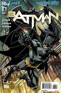 Batman #3 1:25 Reis Variant New 52 Scott Snyder 2011 Court ...