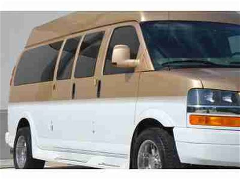 on board diagnostic system 2009 chevrolet express 2500 transmission control find used 2009 chevy hitop ext 9 passenger de bello conversion van nav bk up cam tv s in