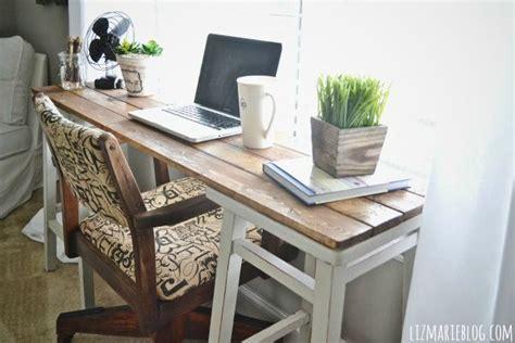 diy barstool desk diy computer desk furniture and put