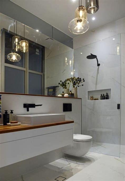 comment amenager une salle de bain  modern