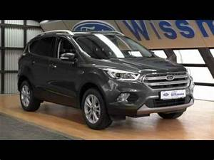 Ford Kuga 2018 : ford kuga titanium wpmahe24970 magnetic grau autohaus wissmann youtube ~ Maxctalentgroup.com Avis de Voitures