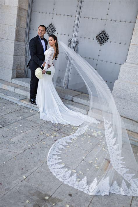 morales shares barcelona wedding exclusive