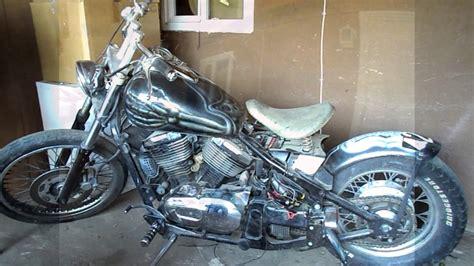 Garage Sale Haul-  Motorcycle Barn Find!