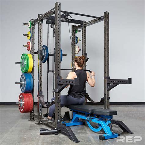 rep fitness pr  rack release garage gym lab
