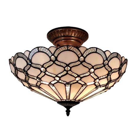 amora lighting 2 light style ceiling fixture l