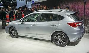 2017 Subaru Impreza New York At Auto Show 2017 2018