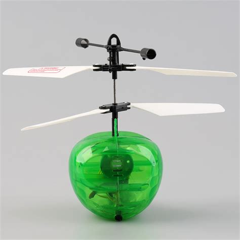 Kids Toy Suspension Induction Helicopter Airplane Fly
