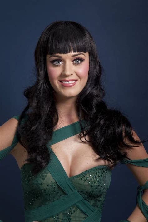 Hot Celebrity Hairstyle Katy Perry Hair 2012