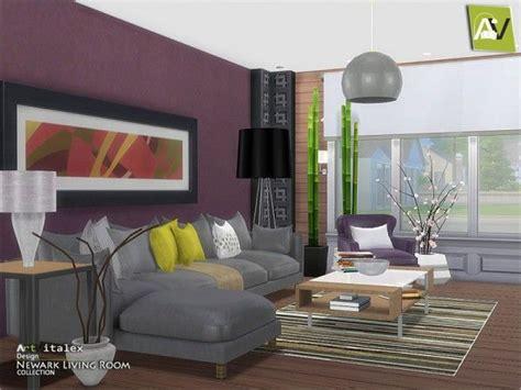 sims resource newark living room  artvitalex sims