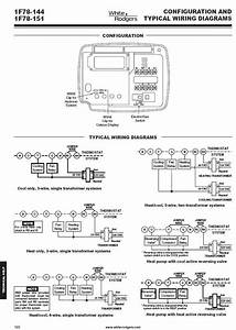 White Rodgers Fan Center Relay Wiring Diagram   45 Wiring  Amana Furnace Tech Support