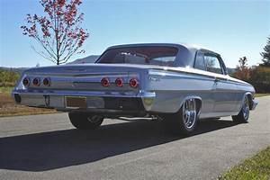1962 Chevrolet Impala Ss Custom 2 Door Hardtop